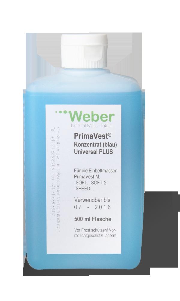 Konzentrat Universal Plus Weber Dental Manufaktur